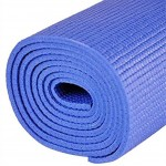 TAPETE YOGA MAT PVC ONE LIFE AZUL – 1,66M X 0,60M X 5MM